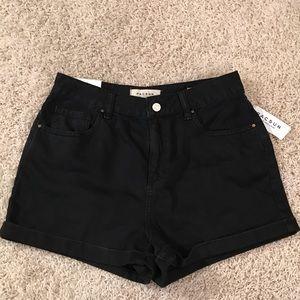 PacSun Shorts - PacSun Black denim shorts